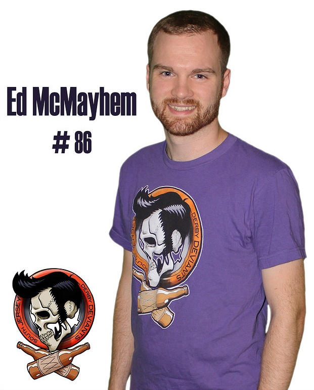 Mark huston [Ed McMayhem]